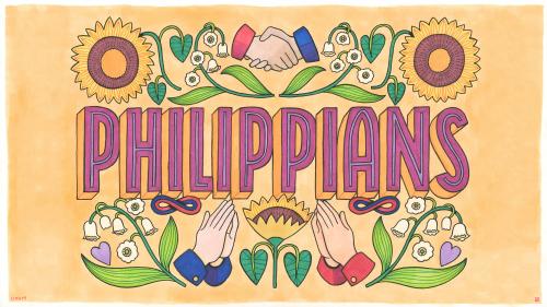 Philippians 4:10-23